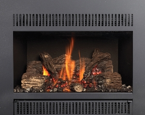 this is a linked image of an FireplaceX 31 D V I gas insert to its product page