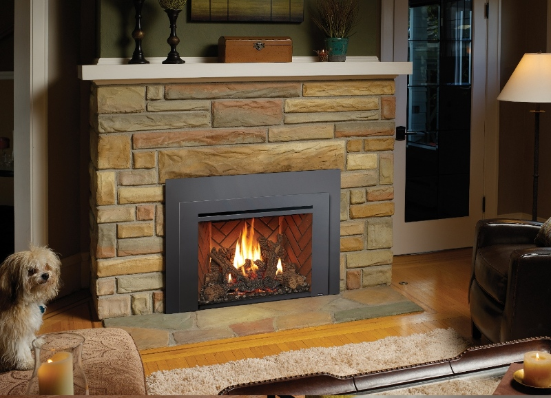 430 Rochester Fireplace