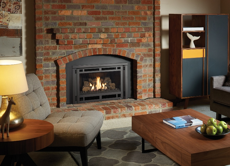 Radiant Plus Rochester Fireplace