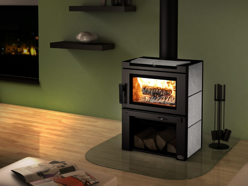 Matrix Rochester Fireplace