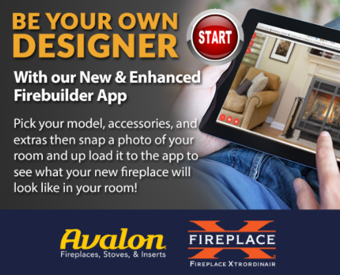 Firebuilder- Be your own fireplace designer