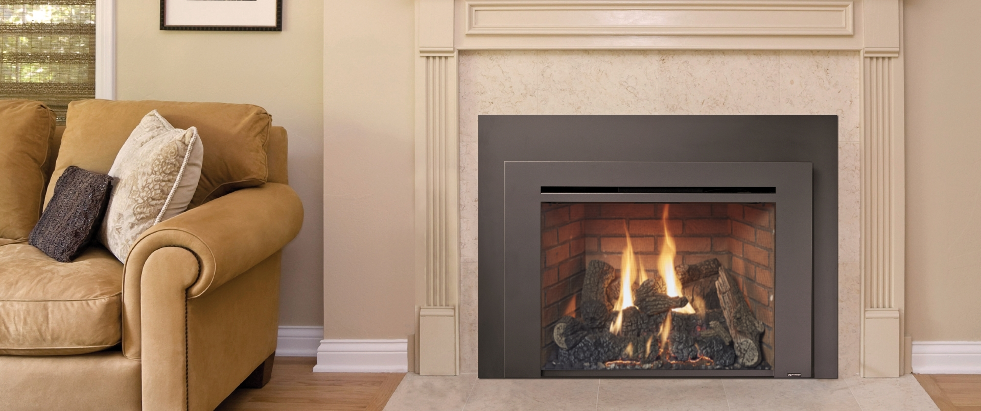 Rochester Fireplace Gas Amp Wood Inserts Fireplaces And