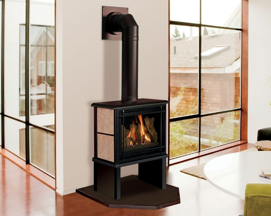 Image of a Birchwood 20 Gas Stove by Kozy Heat.