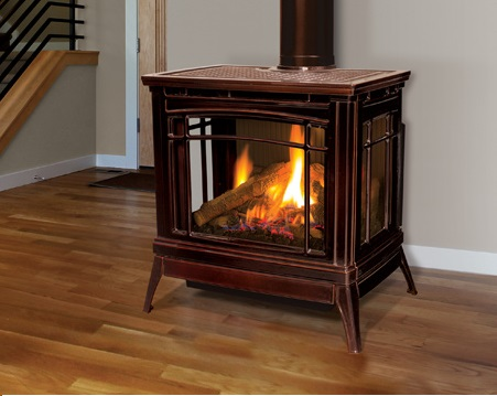 Image of a Berkeley Gas Stove made by Enviro