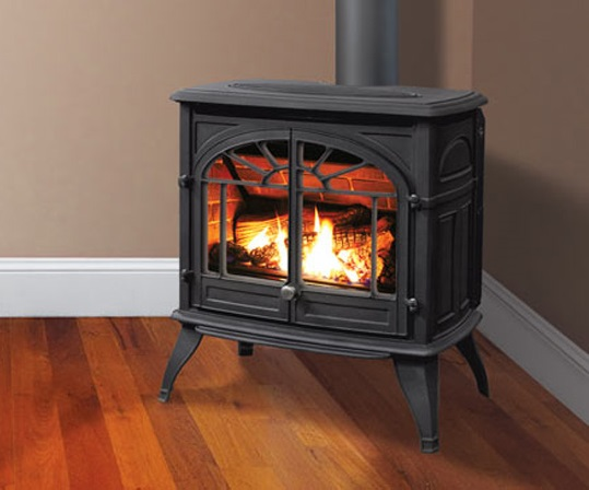 Image of a Westport Gas stove made by Enviro