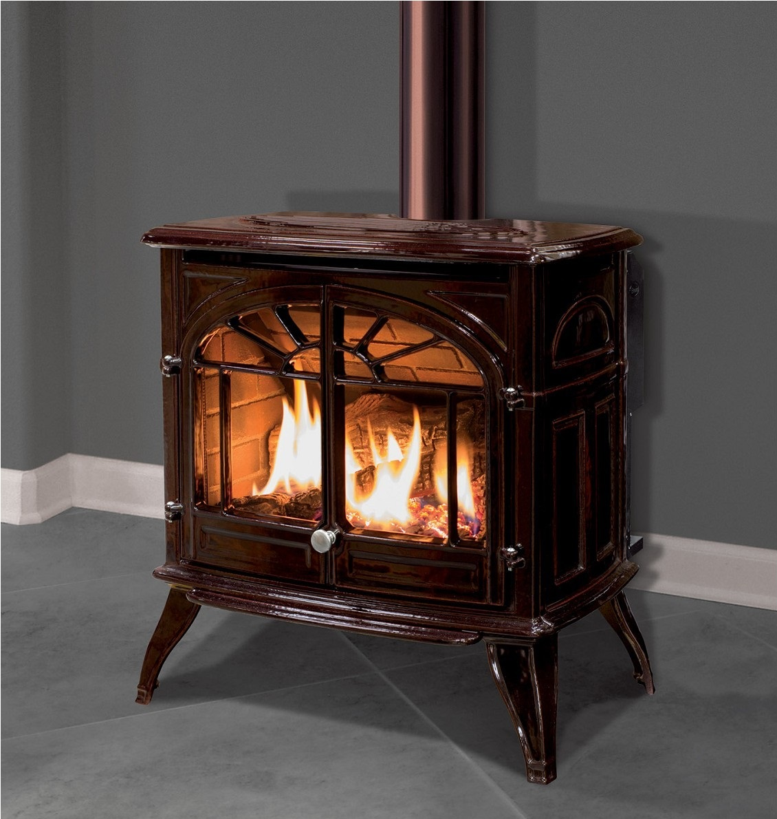 Image of the Westport Gas stove made by Enviro.