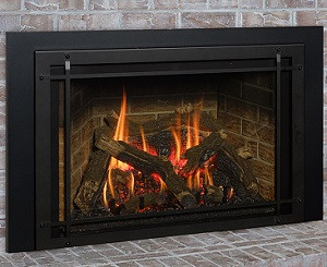 this is a linked image of a Kozy Heat Roosevelt 34 gas insert to its product page