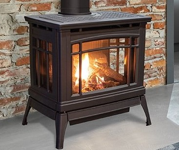 Image of a Westley Gas Stove by Enviro.