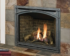this is a linked image of Bayport 36 gas fireplace to its product page under related products
