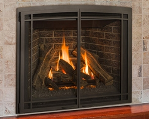 This is a linked image of a Kozy Heat Carlton 39 gas fireplace to its product page under related products