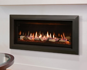 this is a linked image of an Slayton 42 gas fireplace to its product page under related products