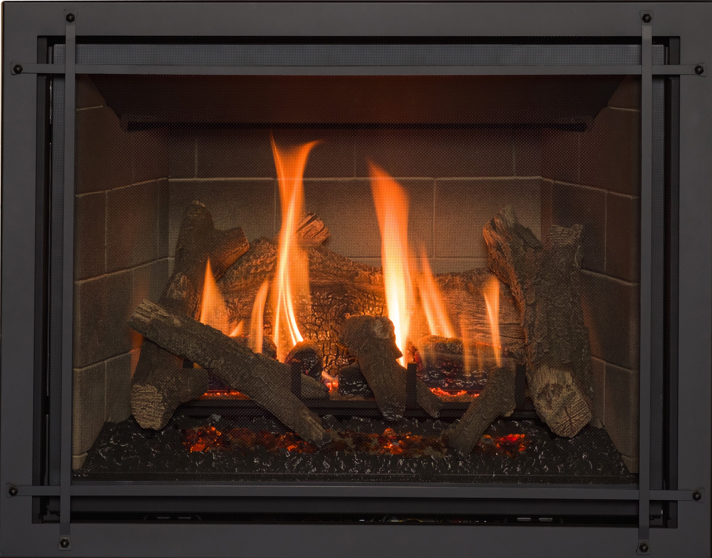 this is a linked image of a Kozy Heat Springfield 36 gas fireplace to its product page under related products