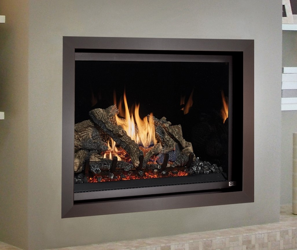 this is a linked image of a 864 TRV 31K Clean Face gas fireplace to its product page under related products