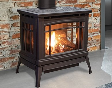 Image of a Westley Gas Stove made by Enviro